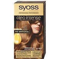 SYOSS Oleo Intense 6-80 Oříškově plavý 50 ml - Barva na vlasy