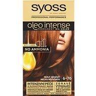 SYOSS Oleo Intense 6-76 Teplý měděný 50 ml - Barva na vlasy