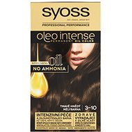 SYOSS Oleo Intense 3-10 Tmavě hnědý (50 ml) - Barva na vlasy