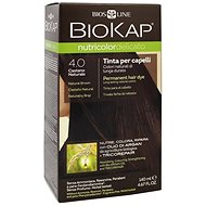 BIOKAP Nutricolor Delicato Brown Gentle Dye 4.00 (140 ml)