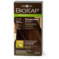 BIOKAP Nutricolor Delicato Honey Chestnut Gentle Dye 5.34 (140 ml)
