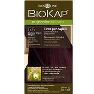 BIOKAP Nutricolor Delicato Mahogany Light Brown Gentle Dye 5.50 (140 ml)