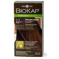 BIOKAP Nutricolor Delicato Dark Golden Blond Gentle Dye 6.30 (140 ml)