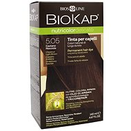 BIOKAP Nutricolor Delicato Chestnut Light Brown Gentle Dye 5.05 (140 ml)