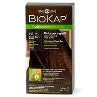 BIOKAP Nutricolor Delicato Dark Blond Havana Gentle Dye 6.06 140 ml               - Přírodní barva na vlasy