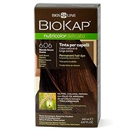 BIOKAP Nutricolor Delicato 6.06 Dark Blond Havana Gentle Dye 140 ml