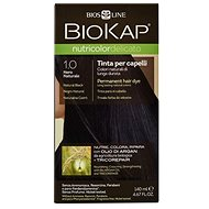 BIOKAP 1.00 Nutricolor Delicato Natural Black Gentle Dye 140ml - Natural Hair Dye