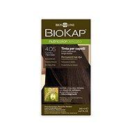 BIOKAP Nutricolor Delicato 4.05 Chocolate Chestnut Gentle Dye 140 ml - Přírodní barva na vlasy