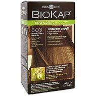 BIOKAP Nutricolor Delicato Natural Light Blond Gentle Dye 8.03 140 ml - Barva na vlasy