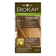 BIOKAP Nutricolor Extra Delicato + Extra Light Golden Blond Gentle Dye 9.30 (140 ml)