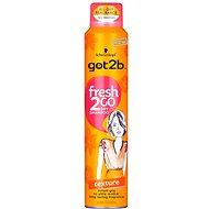 SCHWARZKOPF GOT2B Fresh it up texture 200 ml - Suchý šampon