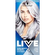 SCHWARZKOPF LIVE Ultra Brights Steel Silver (50 ml)