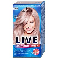 SCHWARZKOPF LIVE Lightener & Twist 104 Cool Lilac 50 ml