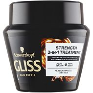 SCHWARZKOPF GLISS KUR Ultimate Repair  300 ml - Maska na vlasy