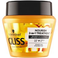 SCHWARZKOPF GLISS KUR Oil Nutritive 300ml - Hair Mask