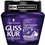SCHWARZKOPF GLISS KUR Fiber Therapy 300 ml - Maska na vlasy