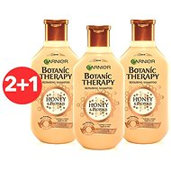 GARNIER Botanic Therapy Honey Shampoo 3 × 400 ml