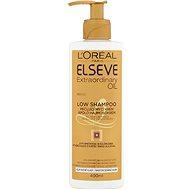ĽORÉAL PARIS ELSEVE Extraordinary Oil Low Shampoo 400 ml - Šampon