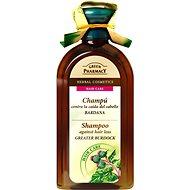 GREEN PHARMACY Šampón proti vypadávání vlasů Velký lopuch 350 ml - Šampon