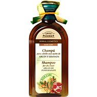 GREEN PHARMACY Shampoo For Dry Hair Argan Oil Pomegranate 350 ml - Šampon