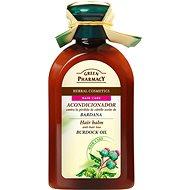 GREEN PHARMACY Balzám proti vypadávání vlasů Lopuchový olej 300 ml - Kondicionér