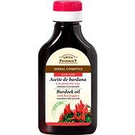 GREEN PHARMACY Lopuchový olej s chilli papričkami pro růst vlasů 100 ml - Olej na vlasy