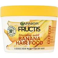 GARNIER Fructis Banana Hair Food Mask 390 ml - Maska na vlasy