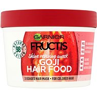 GARNIER Fructis Goji Hair Food Mask 390 ml - Maska na vlasy
