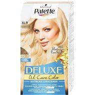 SCHWARZKOPF PALETTE Deluxe XL9 - Platinová blond 50 ml - Zesvětlovač vlasů