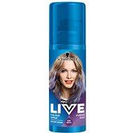 SCHWARZKOPF LIVE Colour Sprays Lavender Kiss 120 ml - Barevný sprej na vlasy
