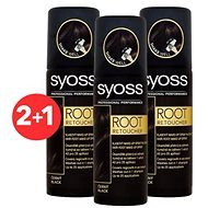 SYOSS Root Retoucher Černý 3× 120 ml