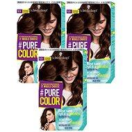 SCHWARZKOPF PURE COLOR 5.5 Zlatá čokoláda 60 3× ml - Barva na vlasy