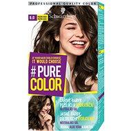 SCHWARZKOPF PURE COLOR 6.0 Pražené kakao 60 ml - Barva na vlasy