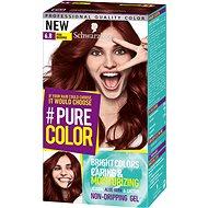 SCHWARZKOPF PURE COLOR 6.80 Růžová Brownie 60 ml - Barva na vlasy