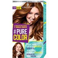 SCHWARZKOPF PURE COLOR 7.57 Sladce karamelová 60 ml - Barva na vlasy