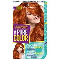 SCHWARZKOPF PURE COLOR 7.7 Zářivá skořicová 60 ml - Barva na vlasy