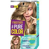 SCHWARZKOPF PURE COLOR 8.0 Pravá blond 60 ml - Barva na vlasy