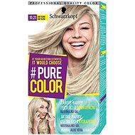 SCHWARZKOPF PURE COLOR 10.21 Baby blond 60 ml - Zesvětlovač vlasů