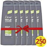 DOVE Men+ Care Fresh Clean 2v1 6×250 ml