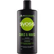 SYOSS Curls & Waves Shampoo 500 ml - Shampoo