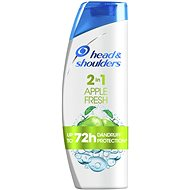 HEAD&SHOULDERS Apple Fresh 2v1 360 ml - Šampon