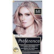 ĽORÉAL PARIS Préférence 8.23 Shimmering Rose - Barva na vlasy