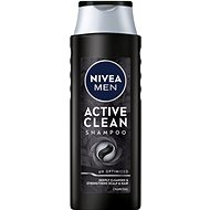 NIVEA Men Active Clean Care Shampoo 400 ml - Šampon pro muže