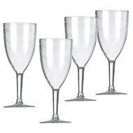 Vango Acrylic Wine Gls x4 Clear - Sada nádobí