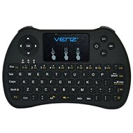 Venztech VZ-KB-4 Mini Wireless Keyboard with Touchpad - Dálkový ovladač