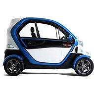 VXT 2 QUADRO Modro-Bílá - Elektromobil