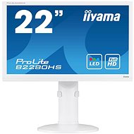 "21.5"" iiyama ProLite B2280HS-W1 - LCD monitor"