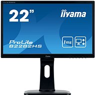 "22"" iiyama ProLite B2282HS-B1 - LCD monitor"