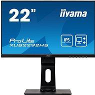 "21.5"" iiyama XUB2292HS-B1 - LCD monitor"