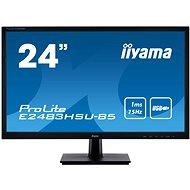 """24"""" iiyama ProLite E2483HSU-B5 - LCD monitor"""